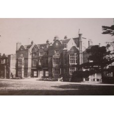 Holland House postcard