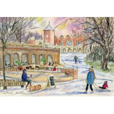 Jigsaw: Winter Fun in Holland Park