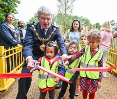 Launch of Adventure Playground